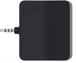 Easy card payments with iZettle Chip & Sign card reader