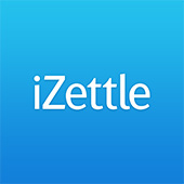 iZettle logo white