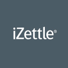 iZettle logo inverted
